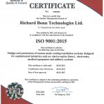 Bonn - cooling solutions & services - תעודות-ISO-עד-2021-2