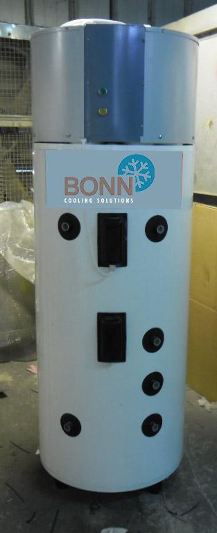 Bonn - cooling solutions & services - heatpump